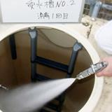 飲料水貯水槽の清掃